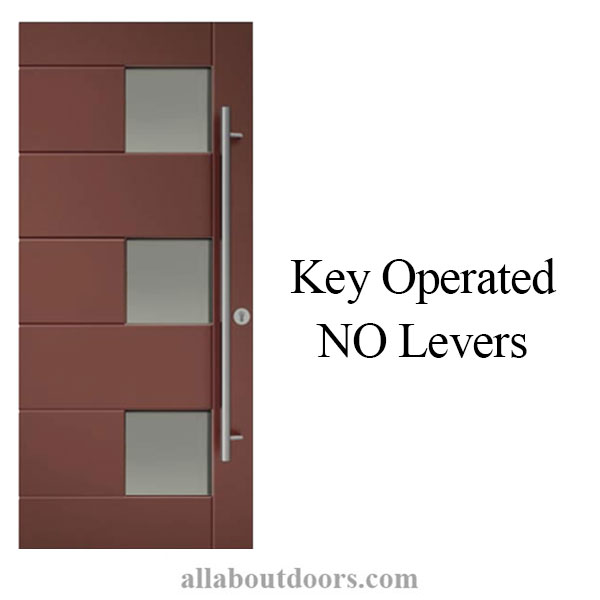 Key Operated No Levers