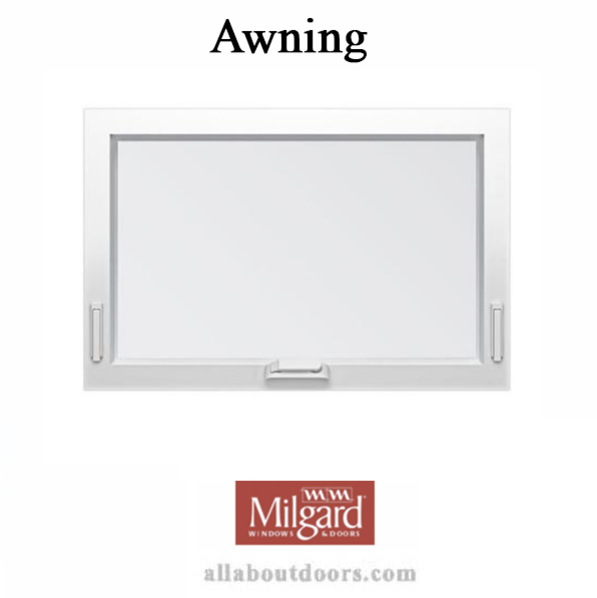 Milgard Awning Window Hardware