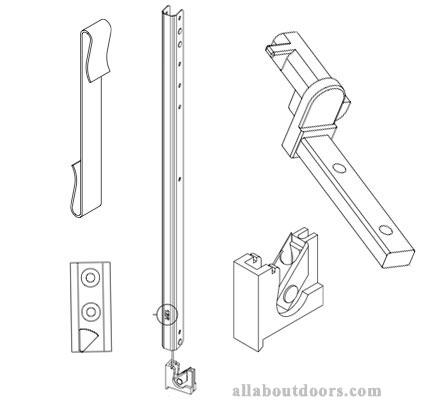 Weather Shield Window Balancers & Parts