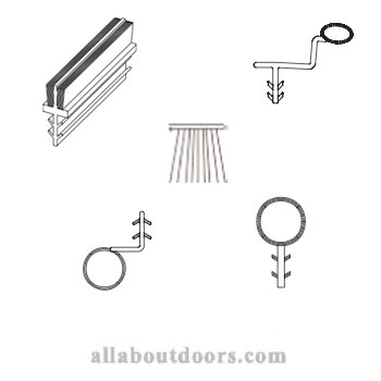 Weather Shield Single and Double Hung Window Weatherstrip