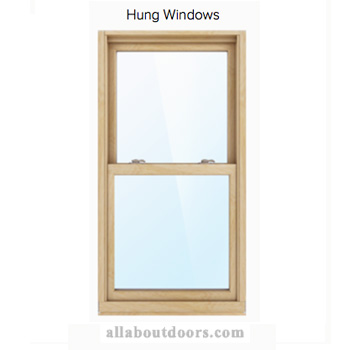 Marvin Single and Double Hung Windows