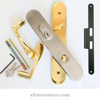 Marvin Hinged Door Hardware, Trim & Parts