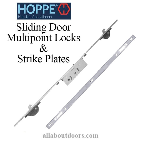 Multipoint Locks and Strike Plates
