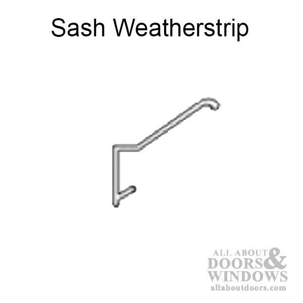 Marvin Casement Window Leaf Weather Strip Discontinued