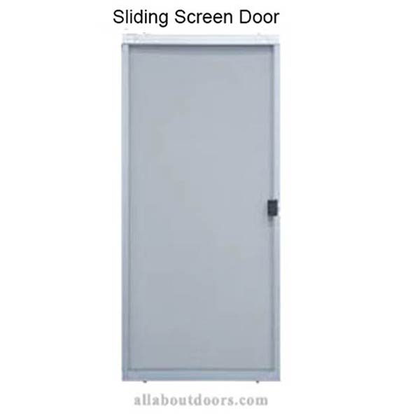 Marvin Sliding Screen Door Parts
