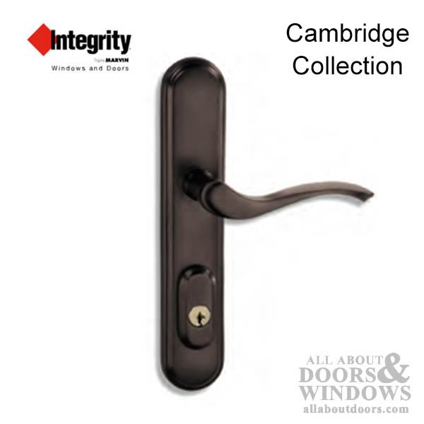 Integrity Cambridge Hinged Door Handles