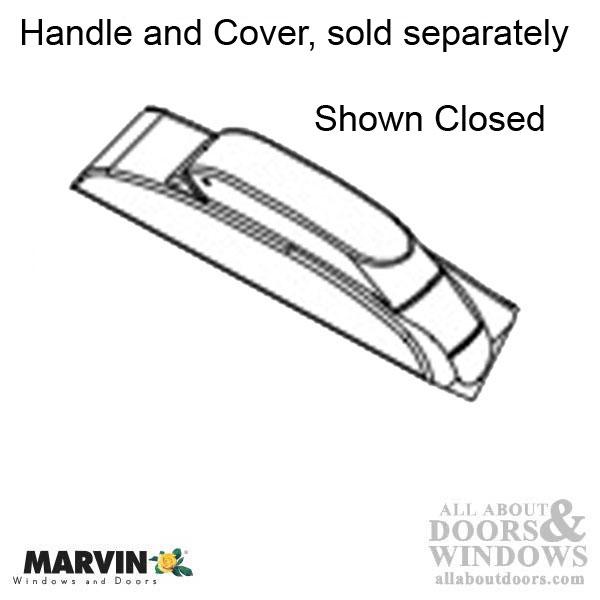 Marvin Folding Handle, Casemaster & Awning Window