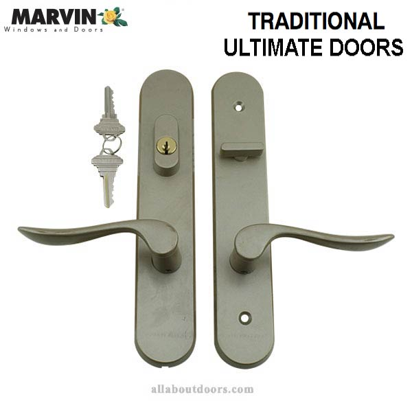 Marvin Handle Set Trim, Patio Door, Active & Passive