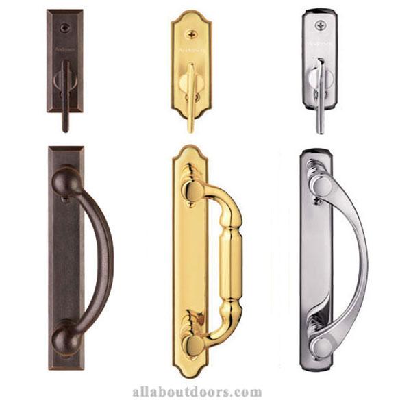 Andersen Gliding Door Hardware Amp Parts All About Doors