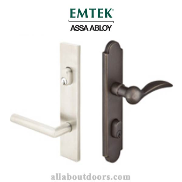 Emtek Multipoint Lock Handle set Trim