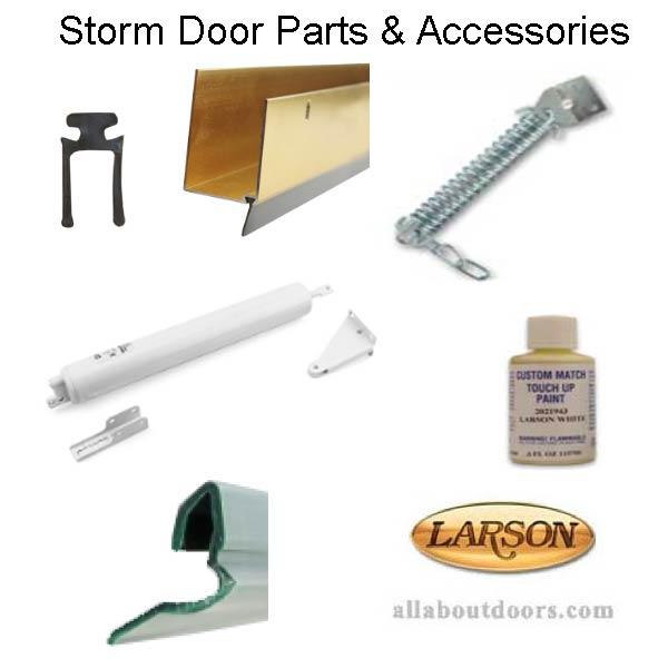 Larson Storm Doors Windows Parts Amp Hardware