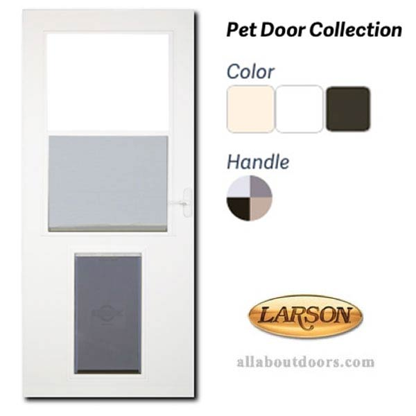 Larson Pet Door Collection