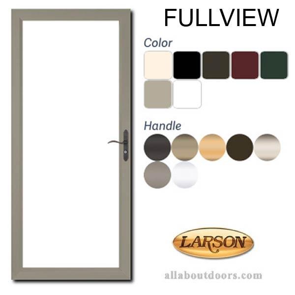 Larson Storm Doors, Windows, Parts & Hardware