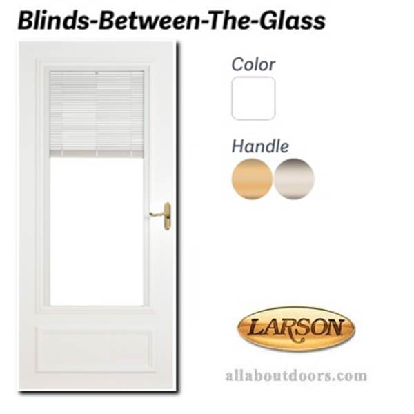 Larson Blinds Between The Glass