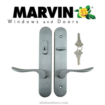 Marvin Multipoint Lock Trim