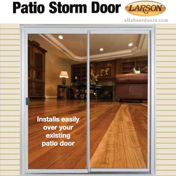 Larson Patio Storm Door