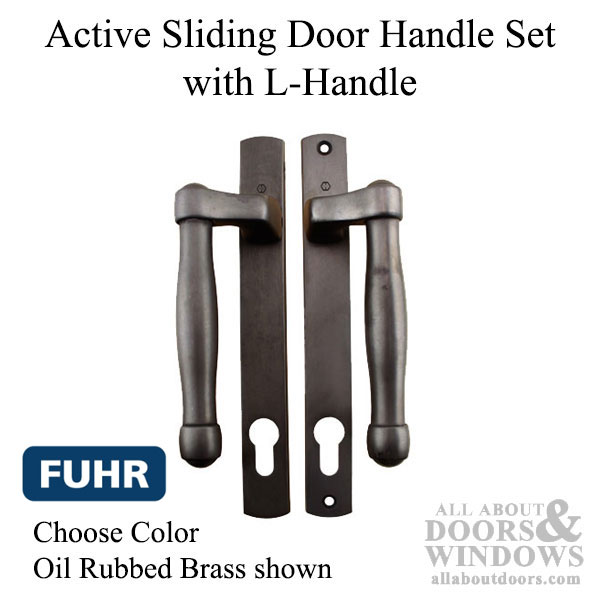 Sliding door locking handle set fuhr and hoppe sliding patio handle active sliding patio door l handle fuhr 574 392 choose color planetlyrics Images