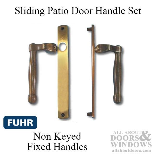 Sliding Door Dummy Handle Handleset For Sliding Doors