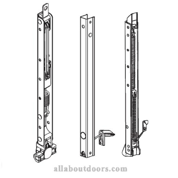 Window Hardware Amp Parts All About Doors Amp Windows