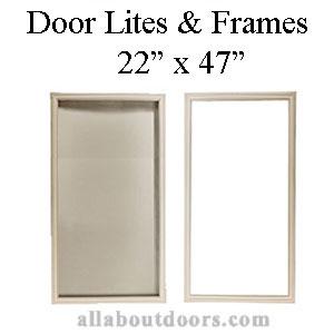 Therma Tru Door Gl Inserts Entry Sidelites Frames