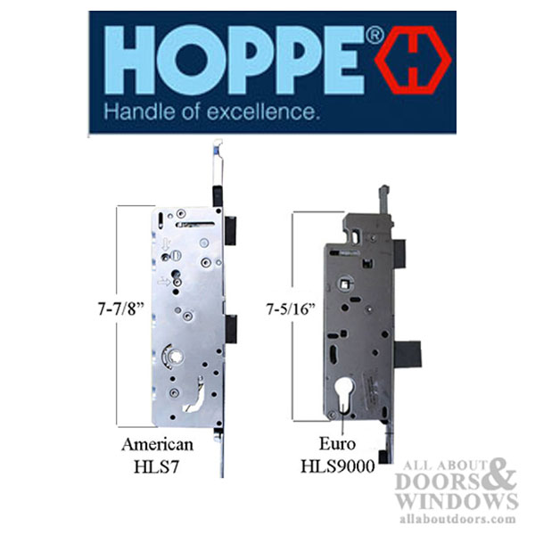 Hoppe Locks