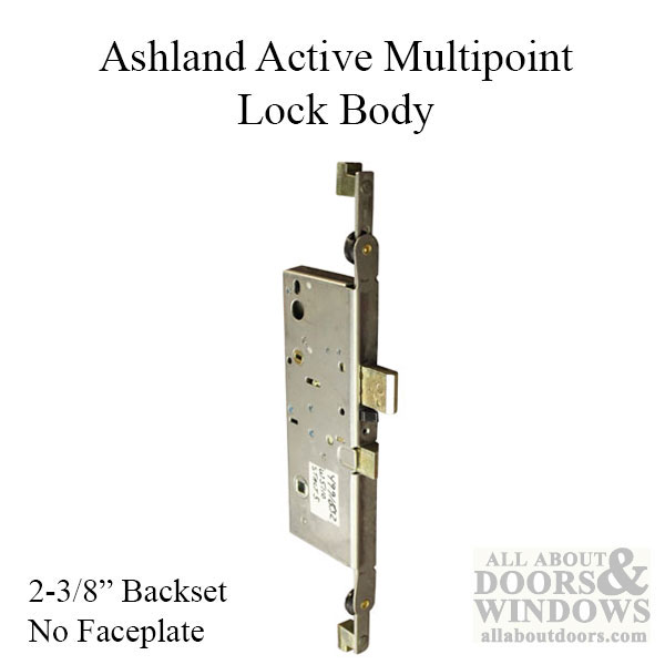 Active Concealed Multi Point Lock Rod 60 92 No Faceplate