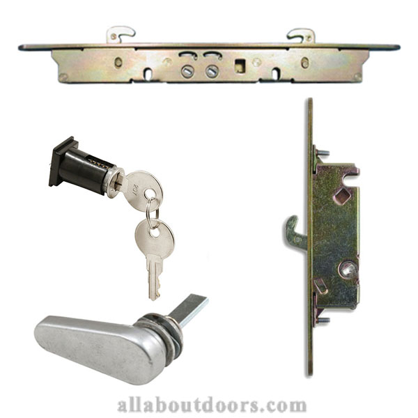 Sliding Door Hardware & Parts | Glass Patio Door | All About