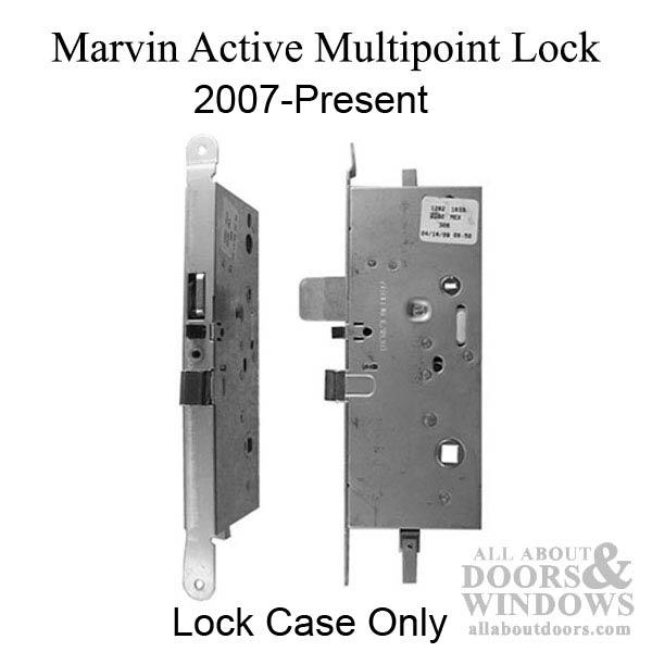 Mortise Lock With Rods For Marvin Ultimate Door Marvin Lock