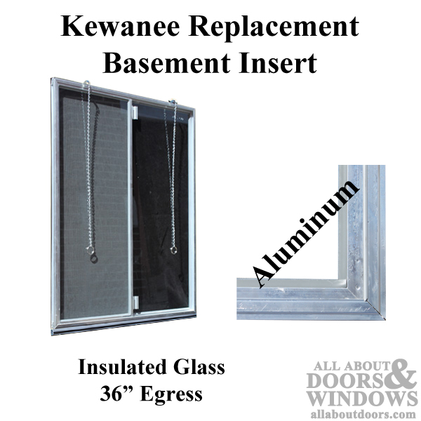 VIDEO: How To Replace Basement Window Inserts