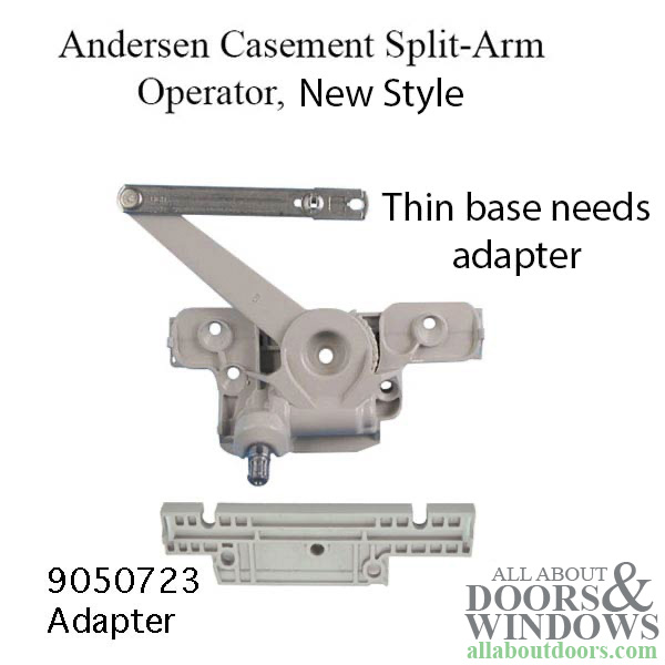 Andersen Operator Enhanced Casement Split Arm Operator