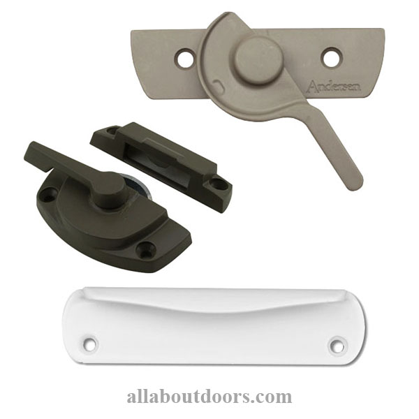 Andersen Sash Locks & Keepers