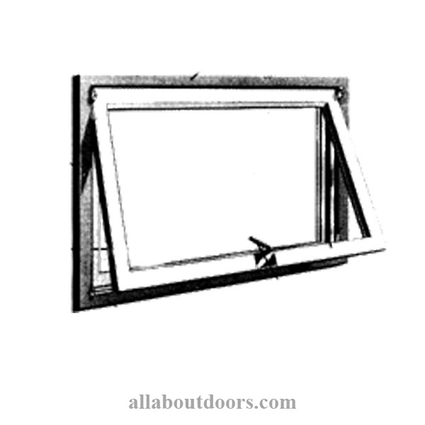 Andersen Basement / Utility Window Parts