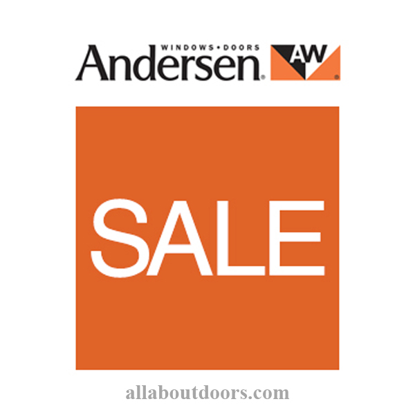 Andersen Overstock, Clearance and Discount