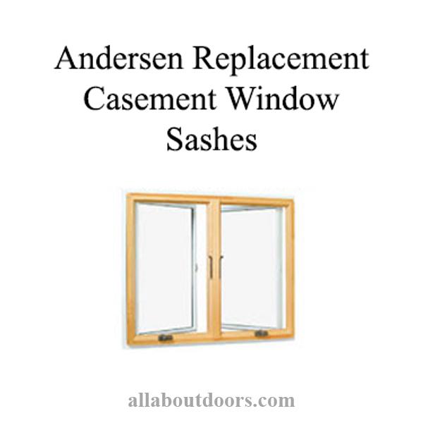 Andersen Casement Window Parts Replacement