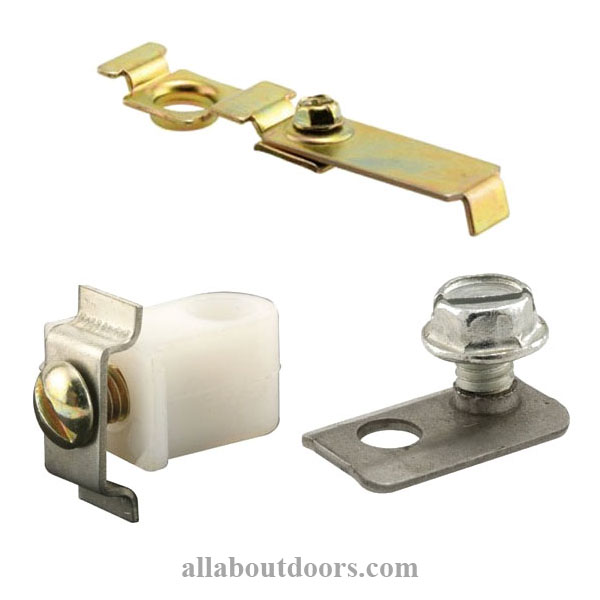Metal Closet Door Pivot Brackets
