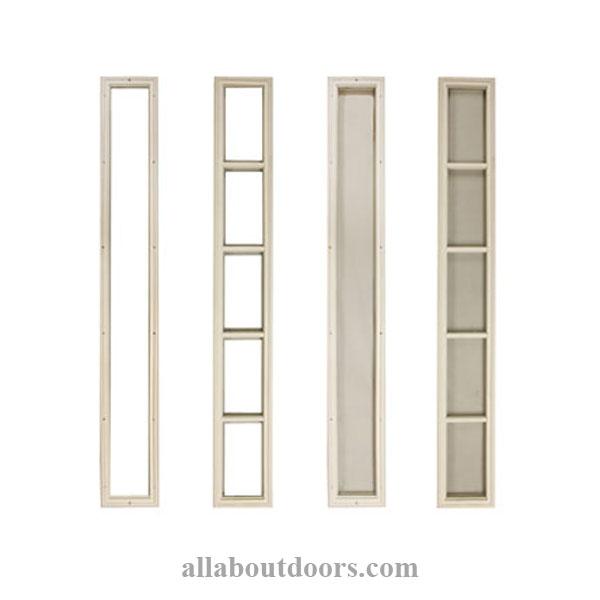 7 X 64 Door Sidelites Frames