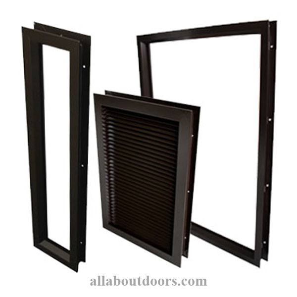 Commercial Metal Door Lite Frames