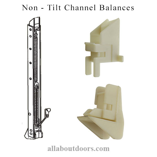 Window Channel Balance Amp Parts All About Doors Amp Windows