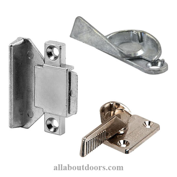 2 Hole Sash Locks & Latches (1-1/4 inch - 1-1/2 inch)