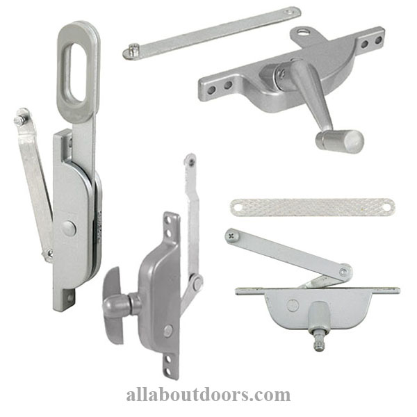 Window Hardware & Parts | All About Doors & Windows