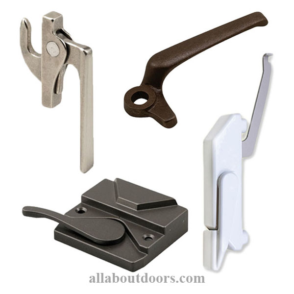 Awning and Casement Locks, Parts, Hardware