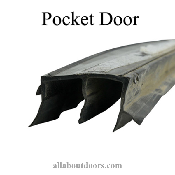 Pocket Door Bottom