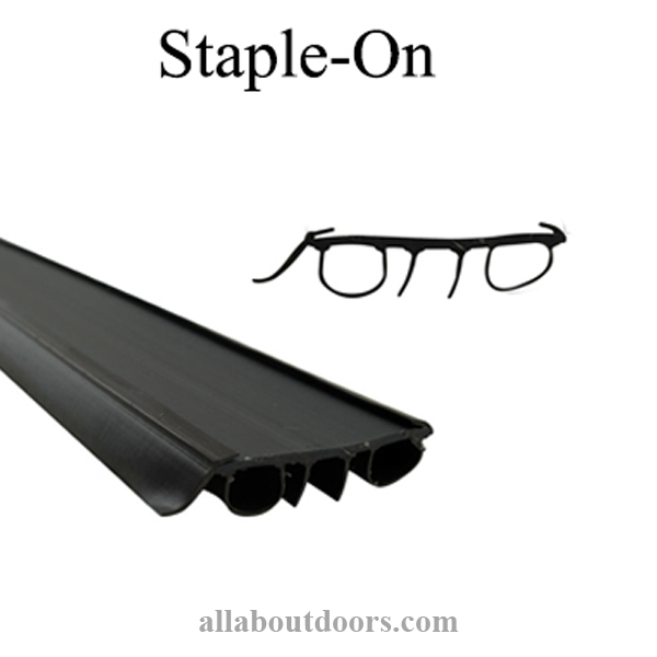 Staple-On Door Bottom