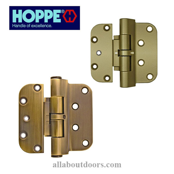 3-5/8 x 4 HOPPE Adjustable Door Hinge