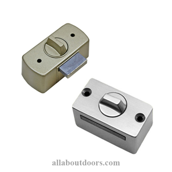 Surface Mounted Inside Deadbolts