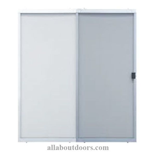 Patio Sliding Screen Door Kits