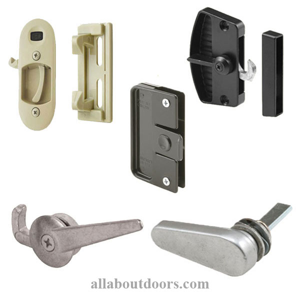 Screen Door Latches/Pulls