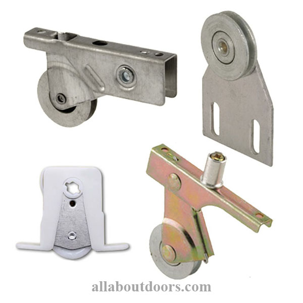 Screen Door Roller Assemblies