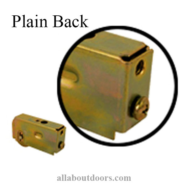 Plain Back Roller Assemblies-Misc