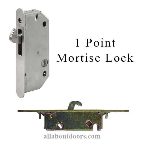 1 Point Mortise Locks